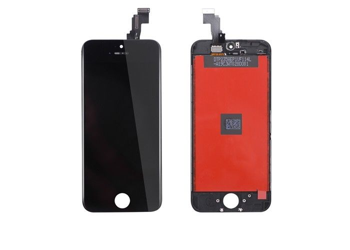 Black Iphone 5c Screen And Lcd Replacement , 4.0 Inch Iphone 5c Screen Digitizer